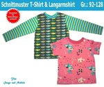 Kinder T-Shirt und Kinderpullover