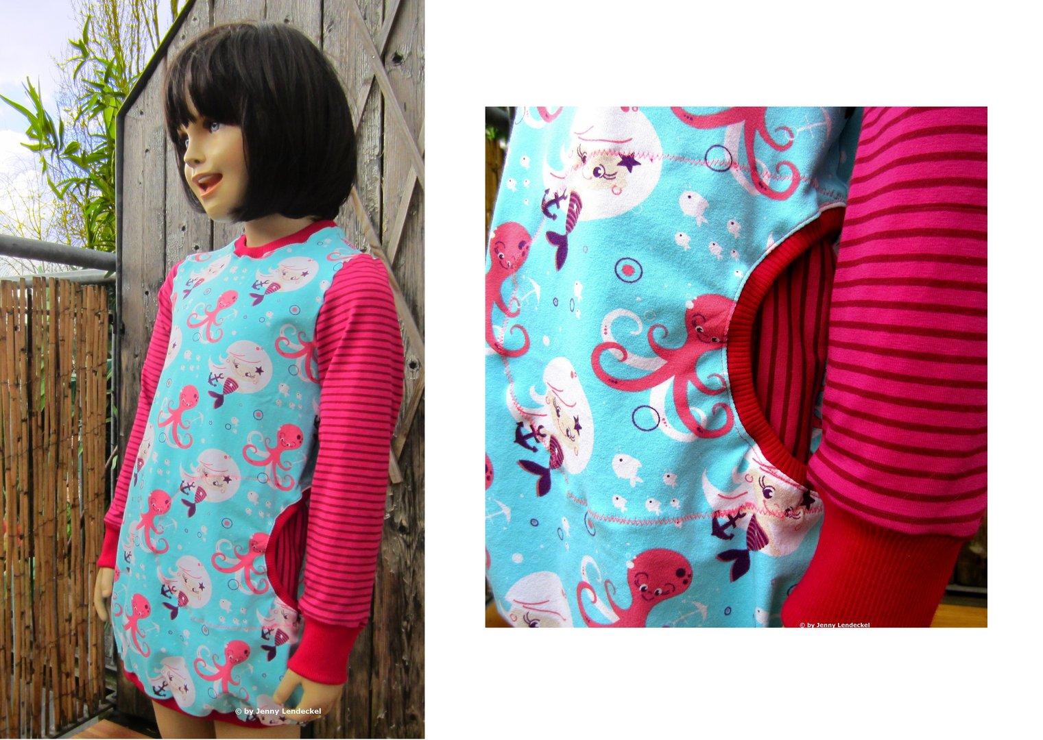 Schnittmuster Kinderkleid
