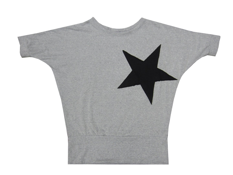 Bigshirt/Fledermausshirt nähen, Schnittmuster & Nähanleitung